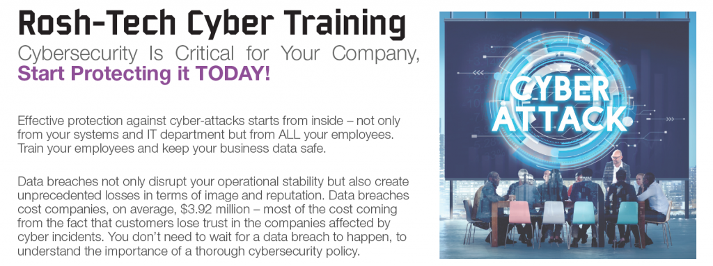 Business Cyber Training